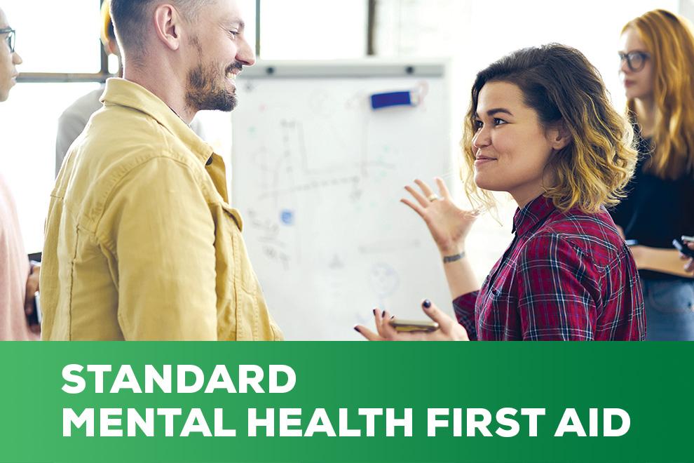 Standard Mental Health First Aid