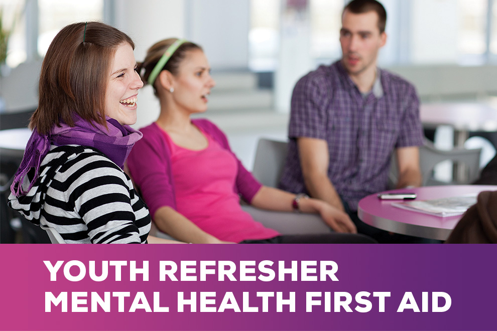 Youth Mental Health First Aid Refresher